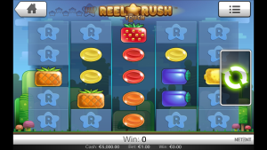 Reel Rush Touch®