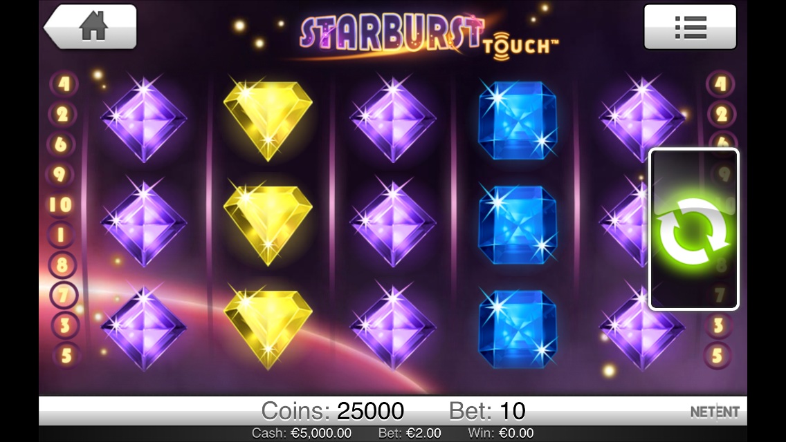 netent touch slots